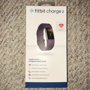 Fitbit Charge 2 tracker in box